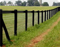 Horse Fencing Installer Va And Nc Fence Contractor